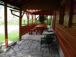 Chata Řeka - chata k pronájmu