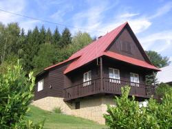 Chata Zděchov - pronájem chaty