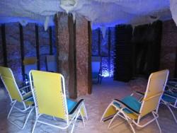 Solná jeskyně - chata k pronájmu