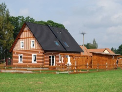 Chata na Třeboňsku - pronájem chaty
