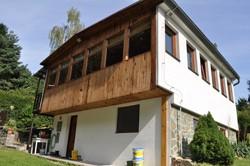 Rekreační chata - Orlík - chata k pronájmu