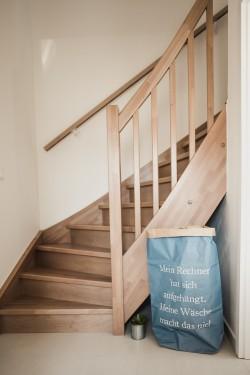 schody - chalupa k pronájmu