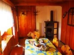 Chata Hředle - jídelna - chata k pronájmu