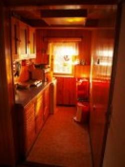 Chata Hředle - kuchyň - chata k pronájmu