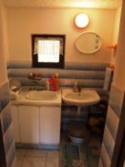 Hředle koupelna - chata k pronájmu