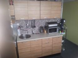 kuchyně - chalupa k pronájmu