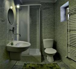 Kúpelňa k izbe č.1 - chalupa k pronájmu