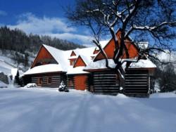 Zima v jezersku - chalupa k pronájmu