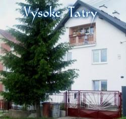 Penzion u Jozefa /Vysoké Tatry  - pronájem