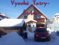 Penzion u Jozefa /Vysoké Tatry  - chata k pronájmu