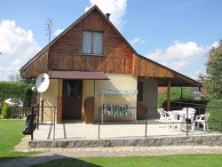 Chata u přehrady Jesenice - pronájem chaty