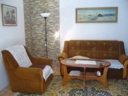 obývaci pokoj přízemí - chalupa k pronájmu