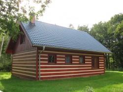 chata u Dalešické přehrady - chata k pronájmu
