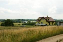 Chata - venkovní pohled - chata k pronájmu