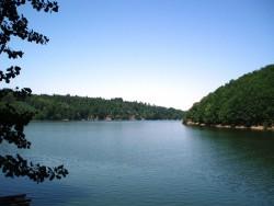 Dalešická přehrada - chata k pronájmu